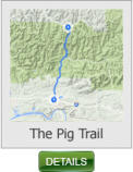 The Pig Trail Ride Map