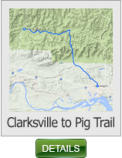 Clarksville to Pig Trail Ride Map