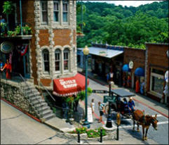 Eureka Springs to Berryville 3